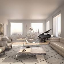 luxury penthouse architectural home designs