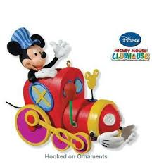 2010 clickety mickey mouse disney hallmark keepsake ornament at