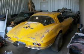 what is a 1981 corvette worth corvettes on craigslist wrecked and parked 1965 corvette