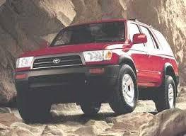 97 toyota 4runner parts toyota 4runner history 1997