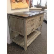 bathroom vanities rustic look rustic style matte ash grey