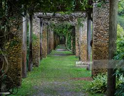 Fairchild Botanical Garden by Vine Pergola Fairchild Tropical Botanic Garden Coral Gables