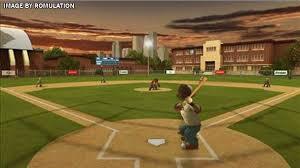 Download Backyard Baseball Backyard Sports Sandlot Sluggers Usa Nintendo Wii Rom U0026 Iso