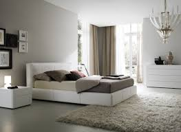 Decorate Bedroom With Grey Walls Slate Grey Bedroom Evert Slate Grey Fabric Upholstered Ottoman
