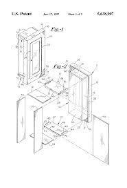semi recessed fire extinguisher cabinet cabinet cabinet interior fire nettietatpconsultants com