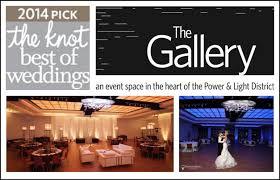 kc wedding venues the gallery premiere downtown kansas city wedding venue