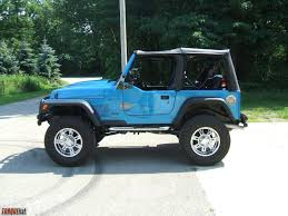 rubicon jeep blue 1997 jeep wrangler 4 door news reviews msrp ratings with