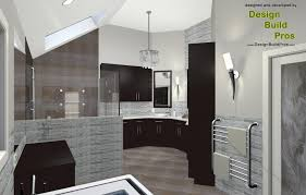 Bathroom Designs Nj Spa Styled Master Bathroom Pro Skill Remodeling In Morris County