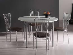 table et chaise cuisine pas cher table ronde cuisine pas cher salle a manger moderne pas cher