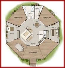 Micro House Floor Plans Home Office Floor Plans Granny Flat Guest Quarters Office Floor