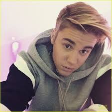 hair style that is popular for 2105 justin bieber flaunts his new hair style on instagram photo