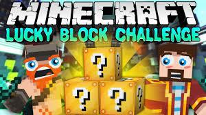 Challenge Minecraft Lucky Block Challenge Yogscast Wiki Fandom Powered By Wikia