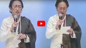 Puisi Sukmawati Puisi Sukmawati Soekarnoputri Yang Singgung Adzan Dan Syariat
