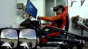 oculus rift dk2 live for speed full motion simulator demo youtube