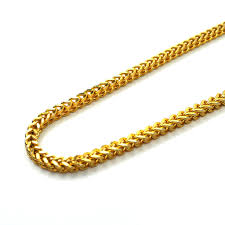 box chain gold necklace images Gold franco box chain the gold gods jewelry jpg
