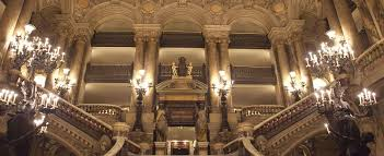 paris opera house chandelier paris opera house tour meet the locals in france