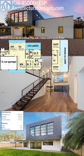 House Plans 5000 Square Feet by 177 Best Modern House Plans Images On Pinterest Modern House
