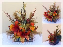 Silk Flower Arrangements For Office - fall floral arrangements fall treasure chest u2013 silk flower