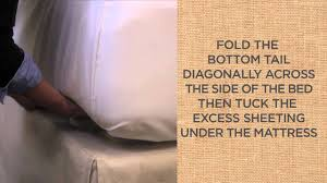 easy to follow steps on how to make a bed pottery barn youtube