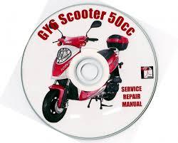 50cc scooter chinese gy6 service manual qingqi linhai xingyu longjia