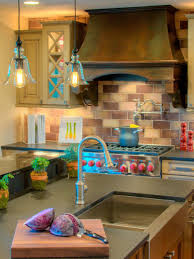 One Wall Galley Kitchen Tiles Backsplash Glass Tile Backsplash Ideas Pictures Tips From