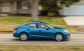 mazda makes and models list 2017 mazda 3 in depth model review car and driver