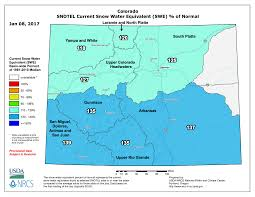San Luis Valley Colorado Map by Snowpack Colorado Don U0027t Know Nothing But The Blues U2014 And That U0027s A
