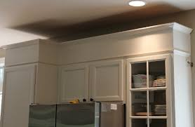 kitchen cabinet trim moulding how to add height to your kitchen cabinets