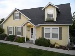 yellow exterior paint 50 gorgeous yellow exterior house paint colors