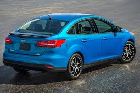 price of ford focus se 2016 ford focus pricing for sale edmunds