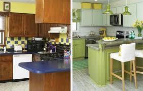 cuisine avant apr鑚 renovation cuisine bois avant apres mineral bio