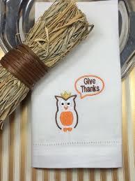 thanksgiving dinner napkins thanksgiving napkins white tulip embroidery