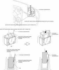 Remove Blind Spot Mirror Mazda Cx 5 Service U0026 Repair Manual Outer Mirror Glass Removal