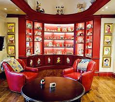 home interior collectibles 25 disney inspired rooms that celebrate color and creativity