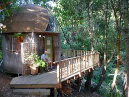 Tree House Home by Mushroom Dome Cabin 1 On Airbnb In The World Cabins For Rent