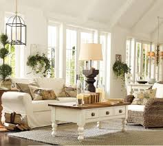 pottery barn look living room from pottery barn slipcovers and pillows such a