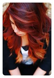 deep red color 72 stunning red hair color ideas with highlights