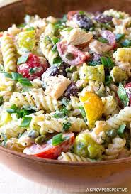 easy cold pasta salad cold pasta dishes easy cold pasta salad recipe is great for potlucks