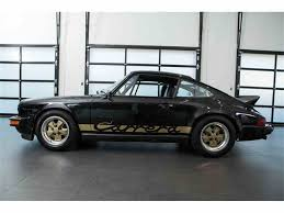 porsche old 911 1974 porsche 911 for sale on classiccars com