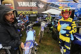 yamaha motocross helmet vital mx pit bits unadilla motocross feature stories vital mx