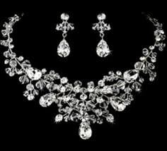 prom necklace prom jewelry sets