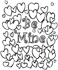 valentines day coloring sheets free printable hello kitty