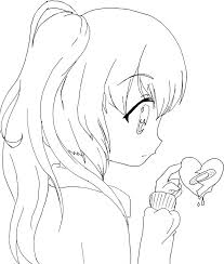 anime coloring pages fablesfromthefriends