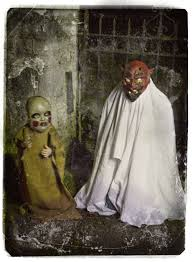Old Vintage Halloween Costumes Creepy Subthread Rebrn Com