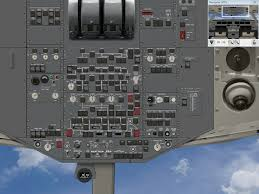 aeroplane simulator virtual flight deck training pc based