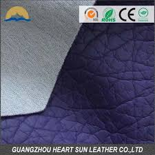 Leather Fabric For Sofa Knitted Pvc Leather Fabric For Sofa Cover Leather For Car Seat Cover