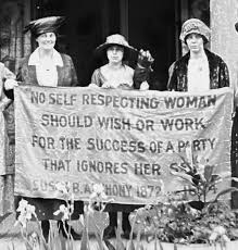 Historical Photos Circulating Depict Women Not Much Has Changed Since 1872 One Party Definitely For The