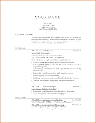 Sample Objective On A Resume Resume Sample Objectives Sop Proposal