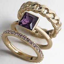 new rings images Coach rings 2011 jewelry trends jpg