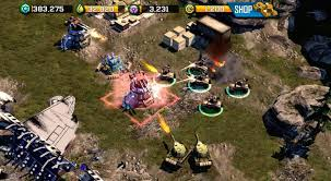 command and conquer android war commander rogue assault from command conquer co creator